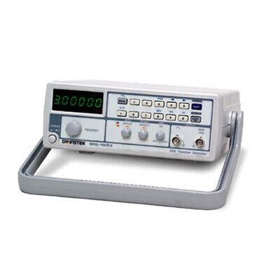 Instek Sfg-1003 Dds Function Generator 3 Mhz