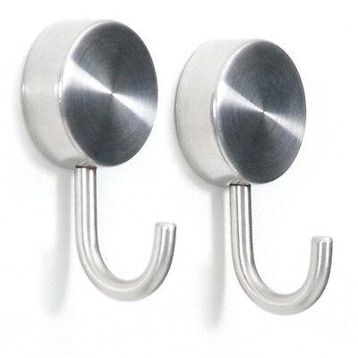 Magnethaken Porta 2er Set, Handtuchhalter, Küchentuchhalter, Geschirrtuchhalter