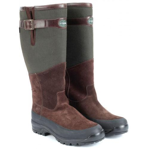 Leather Lined Wellington Boots