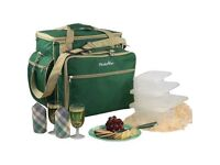 Picnic Set Cool Bag with Wheels