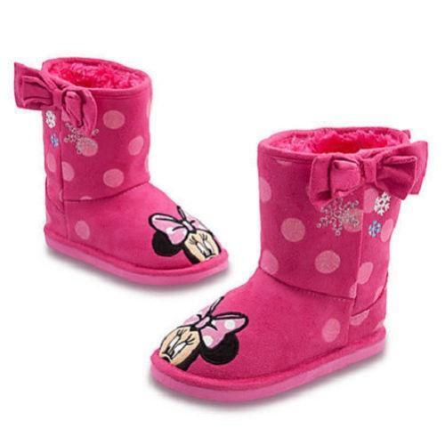 Minnie Mouse Toys For Toddlers : Minnie mouse boots clothing shoes accessories ebay
