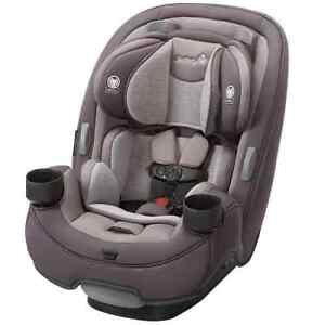 Safety 1st Grow & Go 3-in-1 Car Seat grey brand new in box