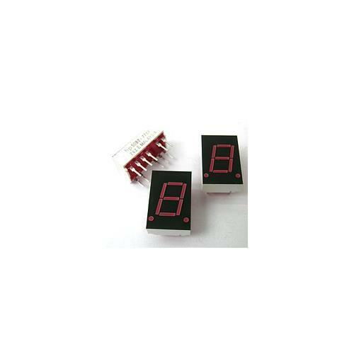 [20pcs] HP5082-7751 LED RED 7-SEGMENT HP