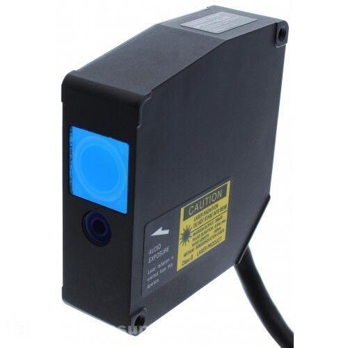 Optex Cd5-l25a Laser Measurement Sensor 24 To 26mm Range Narrow  Mfgd