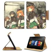 Kindle Fire Case Girl