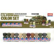 Enamel Model Paint Set