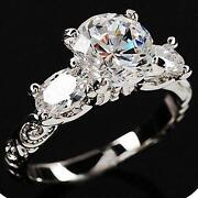 Engagement Ring Size 8.5