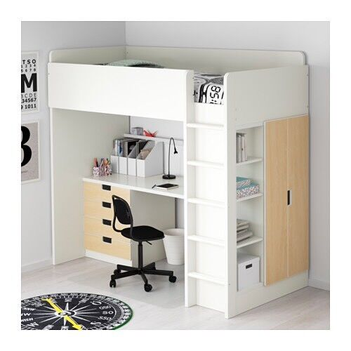 Ikea Stuva Loft Bed With Desk