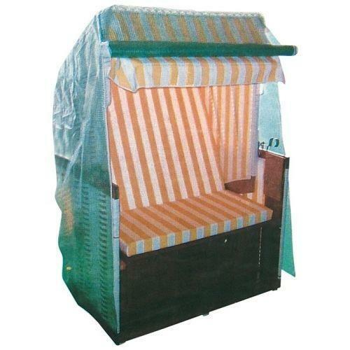 abdeckplane strandkorb ebay. Black Bedroom Furniture Sets. Home Design Ideas