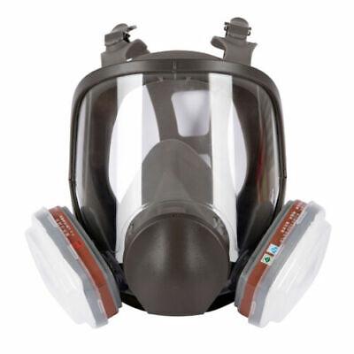 15 In1 6800 Full Face Gas Respiratorcart Filterpainting Sprayingsafe Usa
