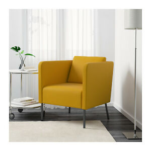 IKEA Armchair(Skiftebo yellow)