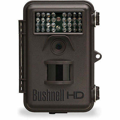 Bushnell 119736 HD Trophy Cam 12MP Night Vision Trail Surveillance Camera Brown