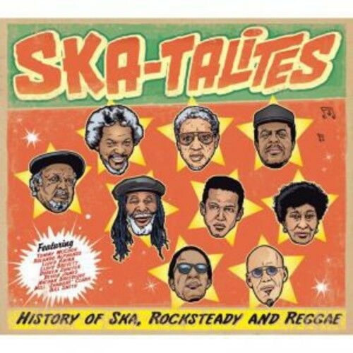 History Of Ska Rocksteady & Reggae - Skatalites (2015, CD NEU)