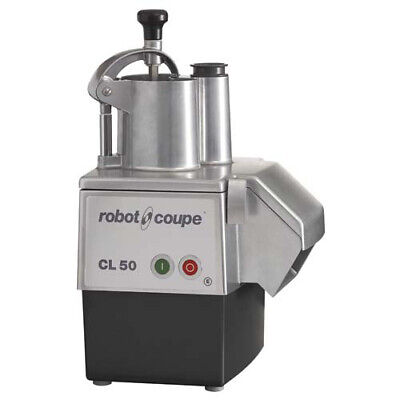 Robot Coupe Cl50e Continuous Feed Food Processor - 1-12hp