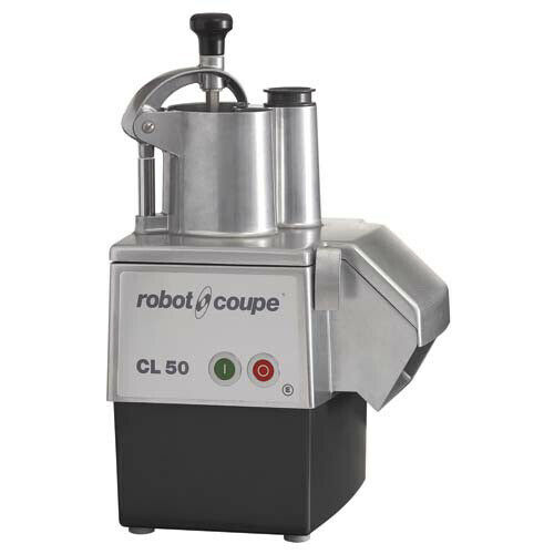Robot Coupe CL50E Continuous Feed Food Processor - 1-1/2HP