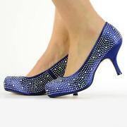 Navy Prom Shoes