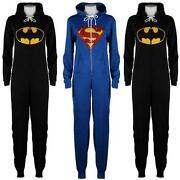 Womens Superman Hoodie