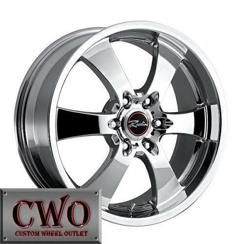 2004 Ford F150 Bolt Pattern >> 22 Raceline Wheels | eBay