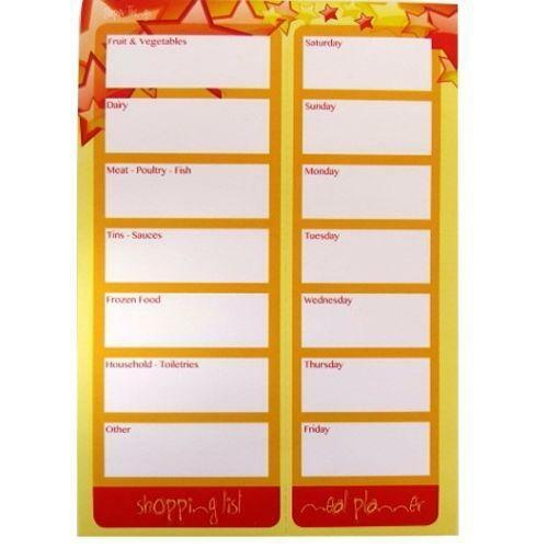 Shopping List Pad Home Furniture Diy Ebay