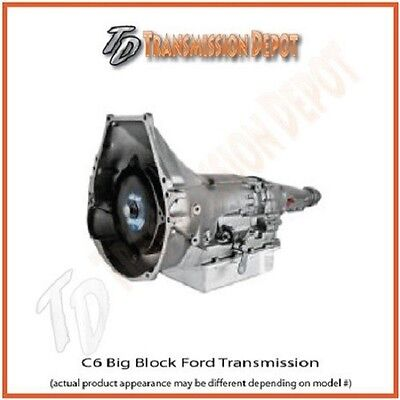 Ford C6  4x4 Stock Transmission Big Block  Factory Replacement for sale  Shipping to Canada