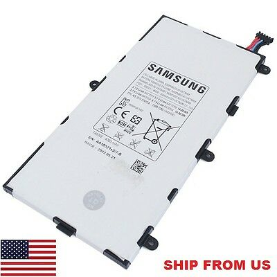SAMSUNG T4000E BATTERY FOR GALAXY TAB 3 7.0 SM-T210 T211 T215 4000 mAh