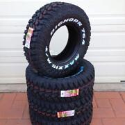 4x4 Tyres 265/75/16
