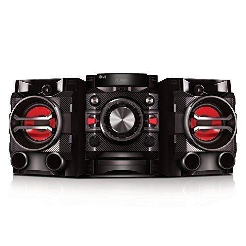 LG 230W Mini System Black CM4360
