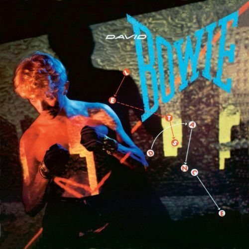 DAVID BOWIE Let's Dance CD BRAND NEW Remastered