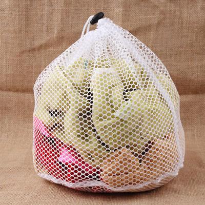 Drawstring Laundry Bag Washing Machine Mesh Net Pouch Clothes Wash Bag Unique