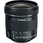 Canon EF-S 10-18mm F/4.5-5.6 iS STM OUTLET MODEL