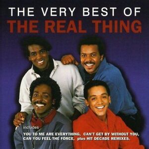 THE REAL THING THE VERY BEST OF (Greatest Hits) CD (2006)