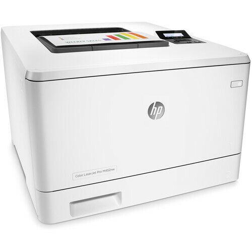 BRAND NEW HP Color LaserJet Pro M452nw Laser Printer