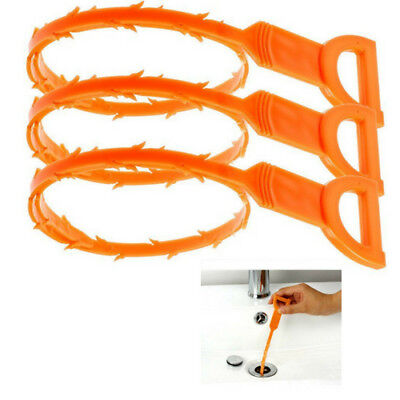 Cleaning Tool Drain Unclogger Cleaner Drain Snake Hair Drain Clog Remover