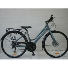 SAMSON CYCLES Cloud-9 27 speed City Hybrid $489 with lights+lock Brunswick Moreland Area Preview