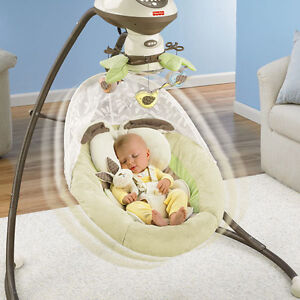 Fisher Price Baby Swing - Gently used