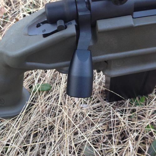 Remington 700 Black Bolt On Quick Load Knob Tactical Knob Al