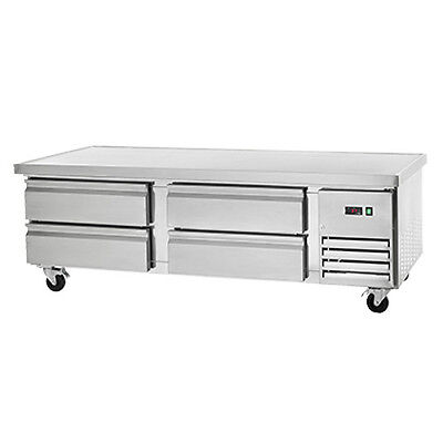 Arctic Air Arcb72 74 Refrigerated Chef Base