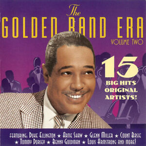 """The Golden Band Era (Volume Two)"" CD - EXTREMELY RARE!"