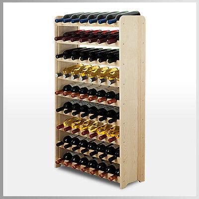 Rw-3 Farbe (Weinregal  Weinschrank  Flaschenregal  für 63 Flaschen RW-3-63 FARBEN* //)