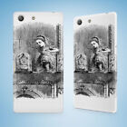 Alice in Wonderland Alice in Wonderland Cases, Covers and Skins for Sony Xperia C3