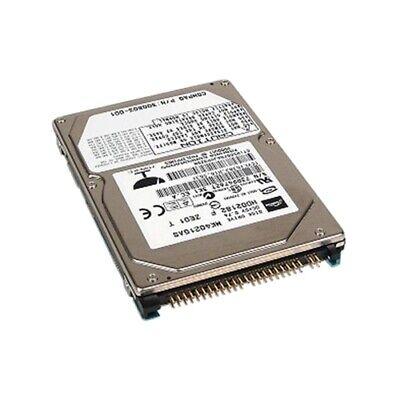 Toshiba 40 Gb Notebook-festplatte (2,5