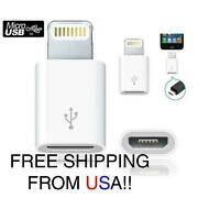 iPhone 5 Lightning USB Adapter