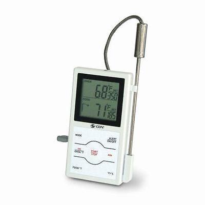 Dual-Sensing Probe Digital Thermometer/Timer