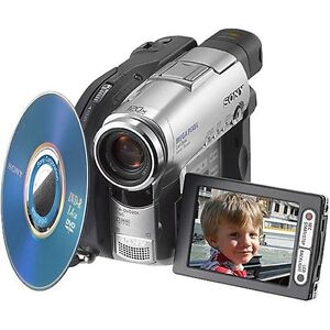 Sony cam Disks