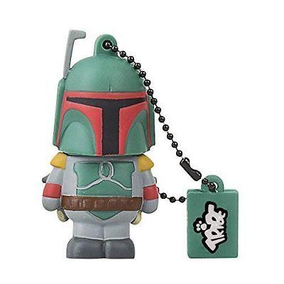 Tribe Disney Star Wars BOBA FETT TFA Chiavetta USB 8 GB Pendrive...