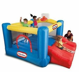 Bouncy Castle for Toddlers / Pre-School Kids - FOR TRADE