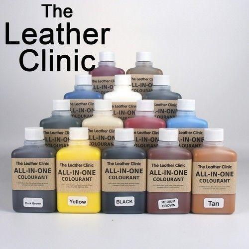 Leather Sofa Paint Kit: Leather Touch Up