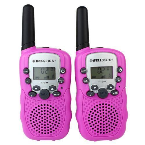 kids walkie talkie ebay. Black Bedroom Furniture Sets. Home Design Ideas