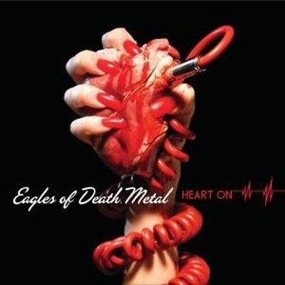 Eagles of Death Metal - Heart on [New Vinyl] Bonus Tracks