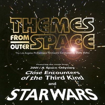 Los Angeles Philharmonic Orchestra/Mehta | CD | Themes from outer space (1999) - Outer Space Themes